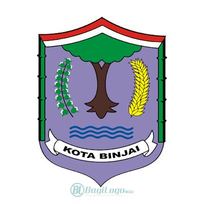 Kota Binjai Logo Vector
