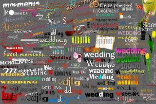 Wedding Clip Arts Vol - 09