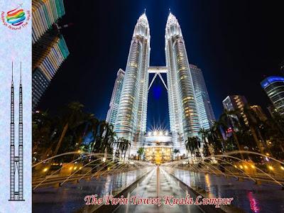 The Twin Towers, Kuala Lumpur