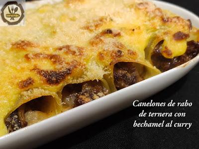 recopilatorio de recetas Reto Alfabeto Salado Miss Pimienta. Recetas con curry y recetas con rabo