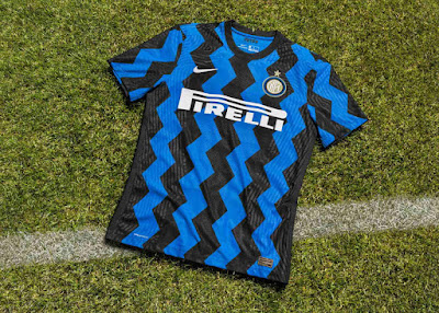 Resmi Jersey Inter Milan Musim 2020/2021