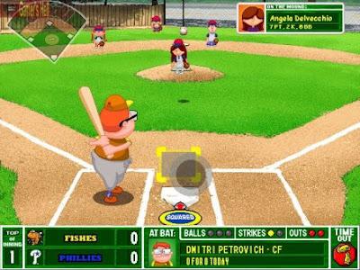 Backyard Baseball 2003 Game - FREE DOWNLOAD - Free Full ...