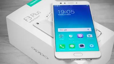 Review Spesifikasi CPU Smartphone Oppo F3 Plus