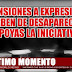 Debemos eliminar las pensiones a ex presidentes mexicanos ¿Estas de acuerdo?