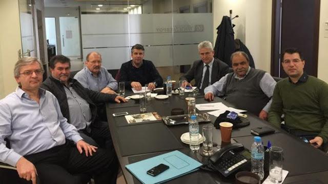 Οι βουλευτές του νομού Έβρου στηρίζουν τη Συνεταιριστική Τράπεζα Έβρου