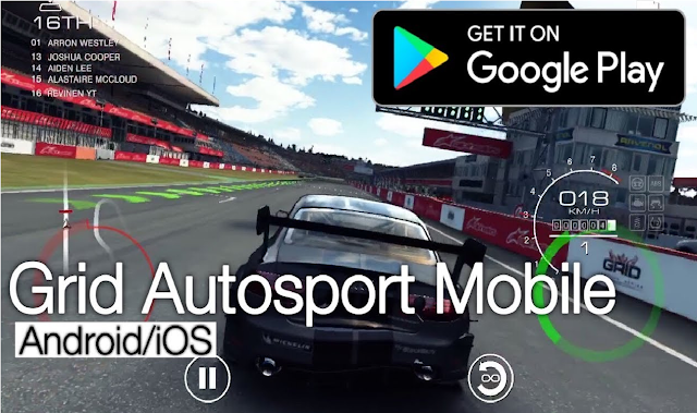 Grid Autosport Top Best Action Games for Android!