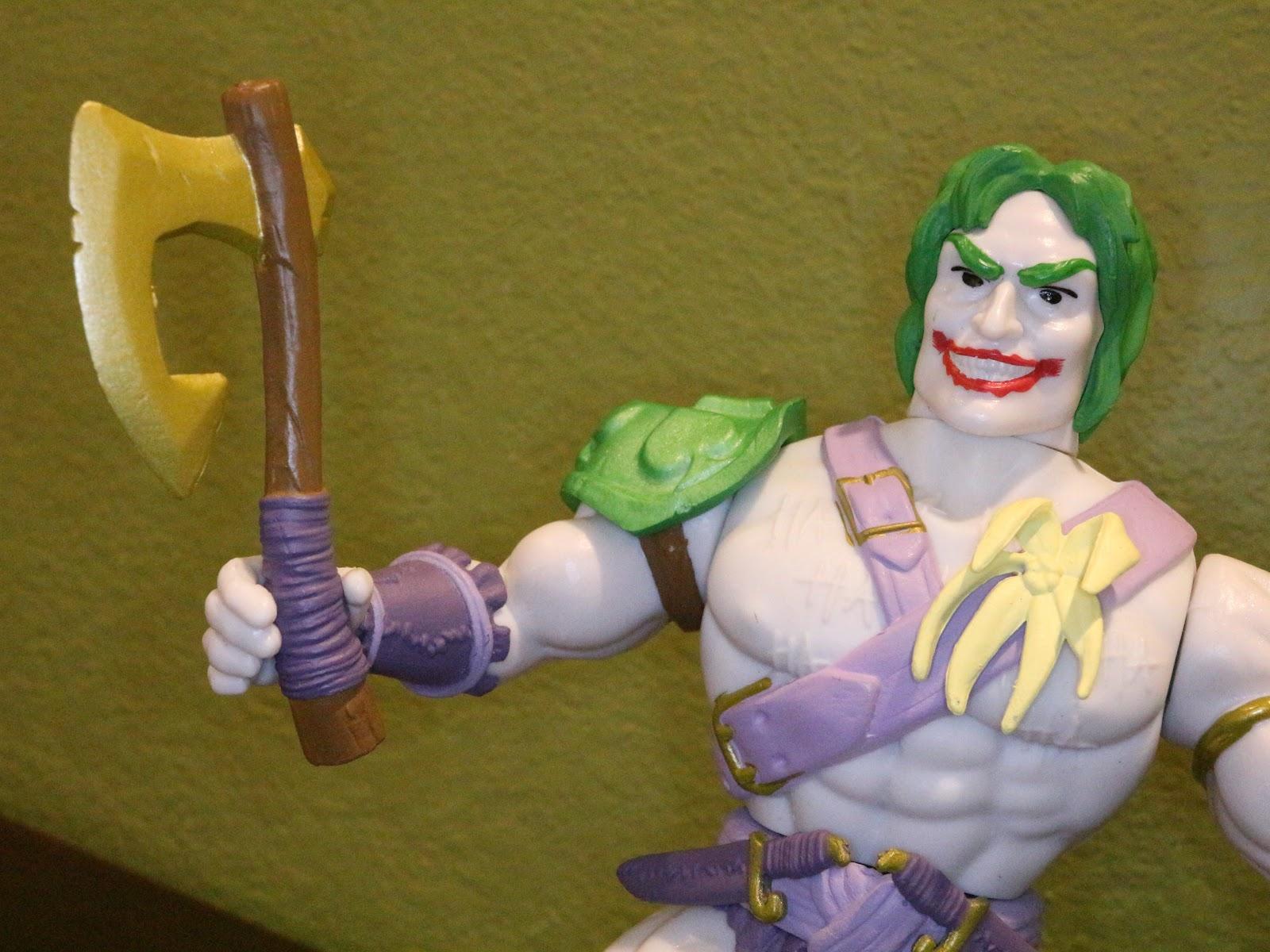 DC Primal Âge Le Joker Action Figure
