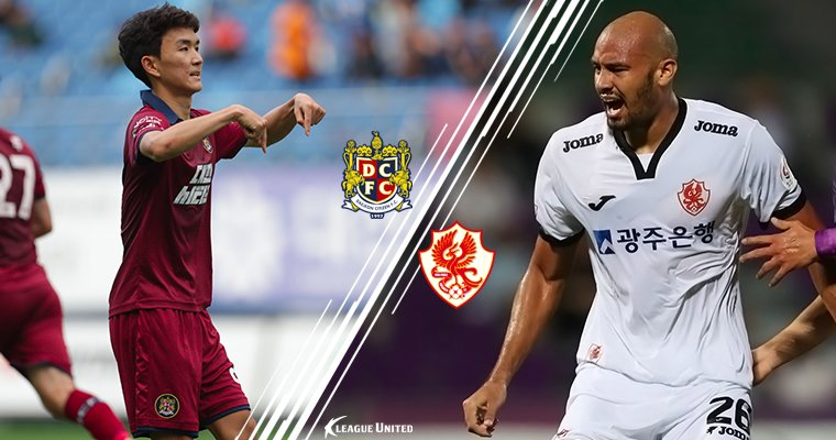 Playoff Writers' Chat: Daejeon Citizen vs Gwangju FC K League 2