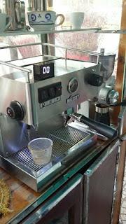 Máy pha cafe Milesto M19