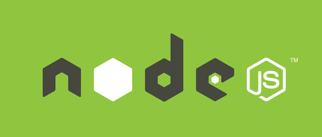 nodejs logo green - Tutorial Lengkap Instalasi Node.Js