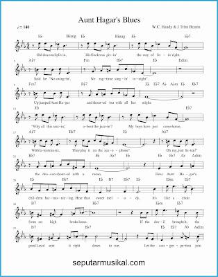 aunt hagar's blues 1 lagu jazz standar