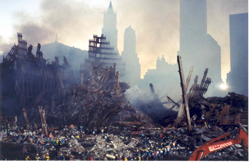 When Prophecy Fails Was 9 11 Tragedy Foretold On Us Paper
