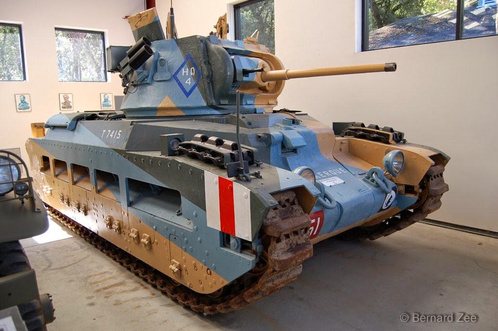 Brazos Evil Empire  Tanker U0026 39 S Tuesday  Infantry Tank Mk Ii