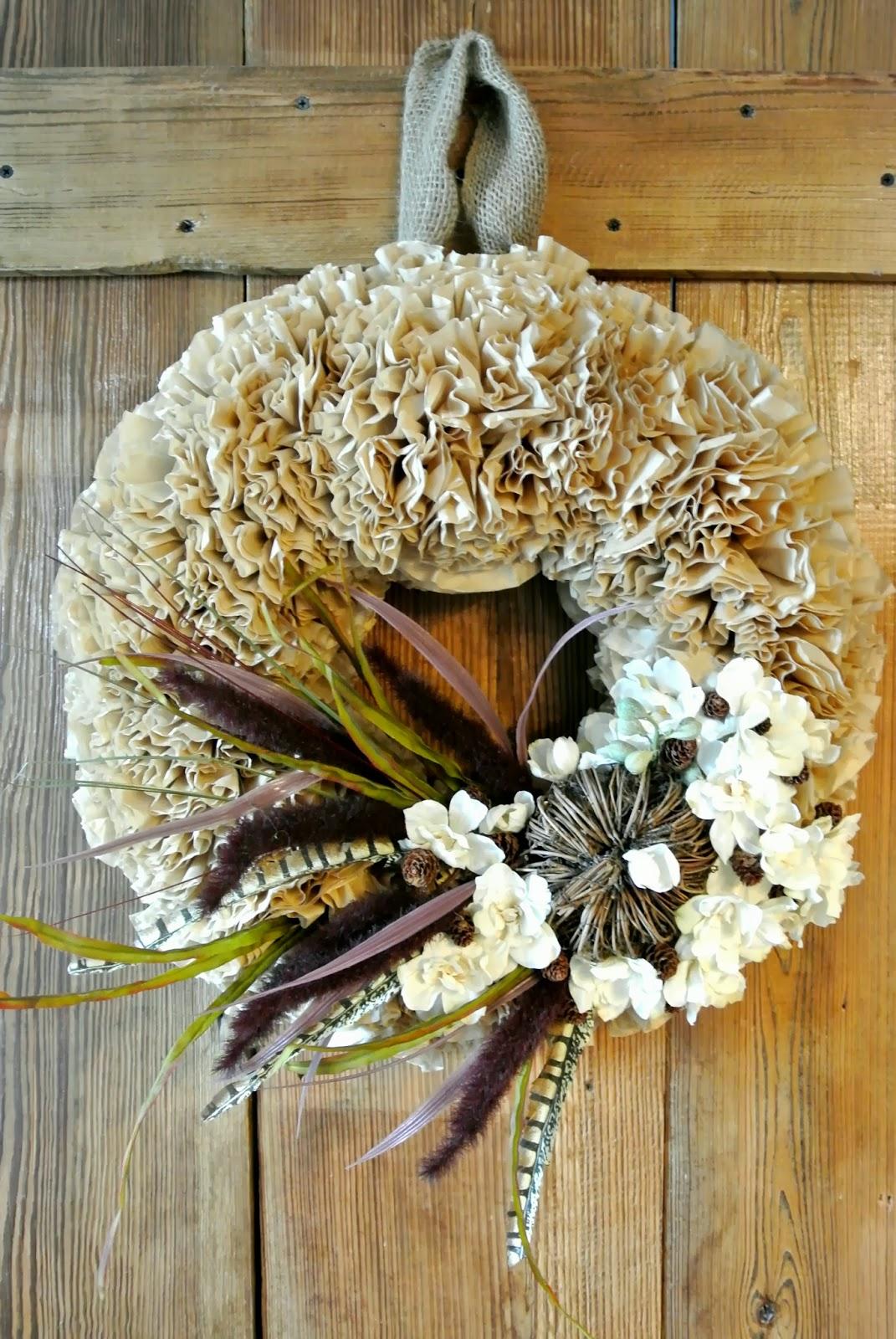 Wreath Hula Ribbon Hoop