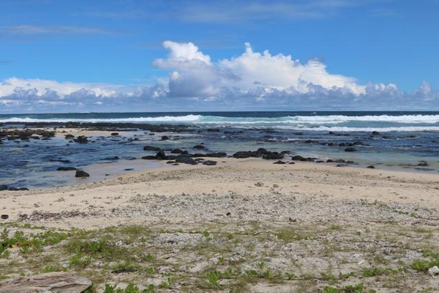 Costa sur de Ile des Deux Cocos en Isla Mauricio