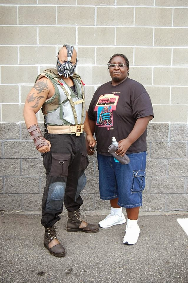 Frankie B Washington and Bane
