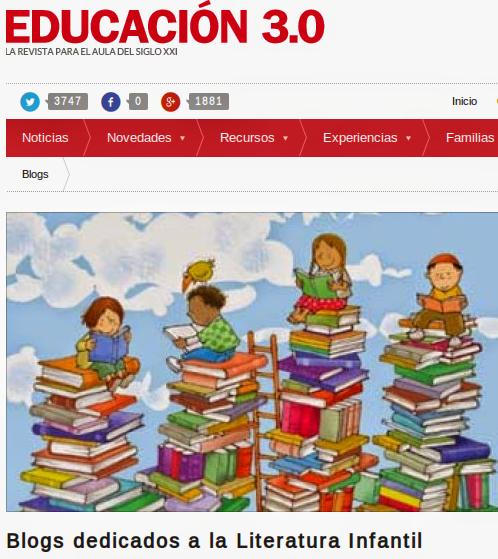 http://www.educaciontrespuntocero.com/experiencias/blogs-dedicados-a-la-literatura-infantil/15322.html