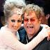 Lady Gaga cantó en el cumpleaños de Elton John