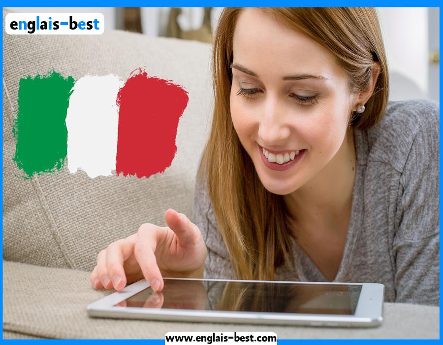 تحميل تطبيق لتعلم اللغة الإيطالية وانت في منزلك بدون نت