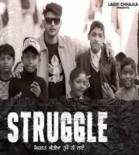 Struggle Laddi Chhajla Mp3 Download