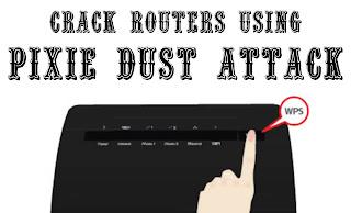 pixie dust attack kali linux