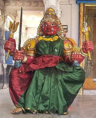 Aretamma Temple Nellore