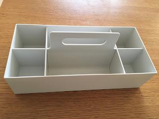 無印良品のポリプロピレン収納キャリーボックス・ワイド