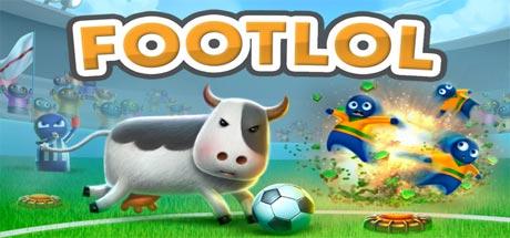تحميل لعبة FootLOL