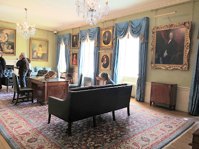 The breakfast room, Kenwood House (Photo 2019)