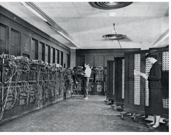 Programa de construção do ENIAC – Computador Modular