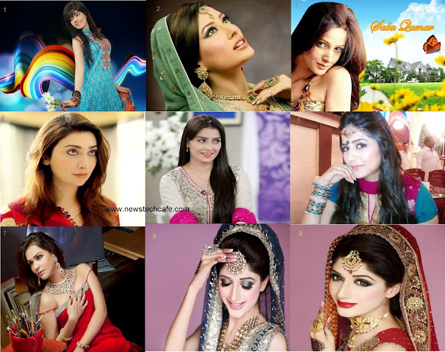 Most Beautiful Pakistani Tv Actresses | Television Celebrity | Pics