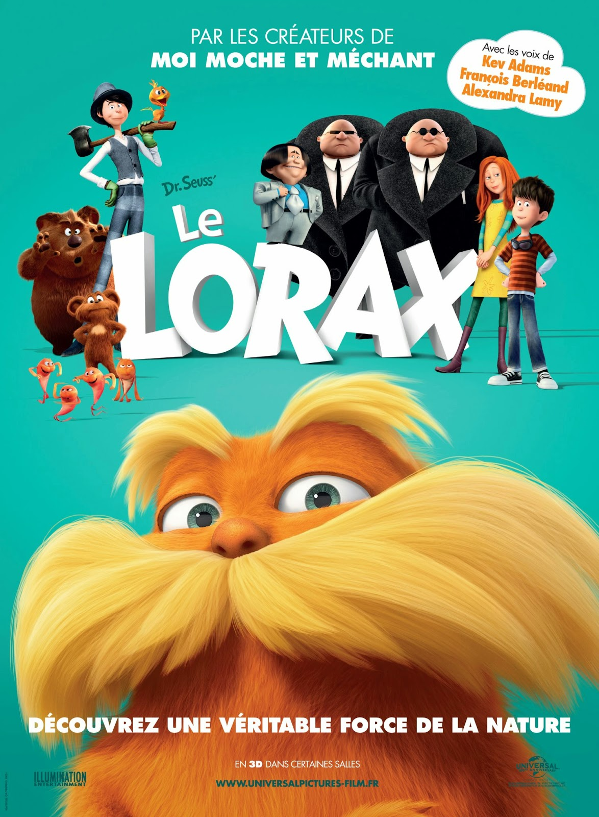 The Lorax Streaming