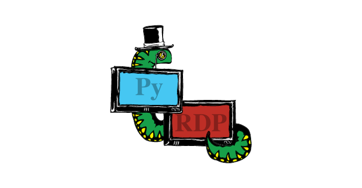 Pyrdp : MITM & Library For Python 3 With The Ability To Watch Connections Live Or After The Fact