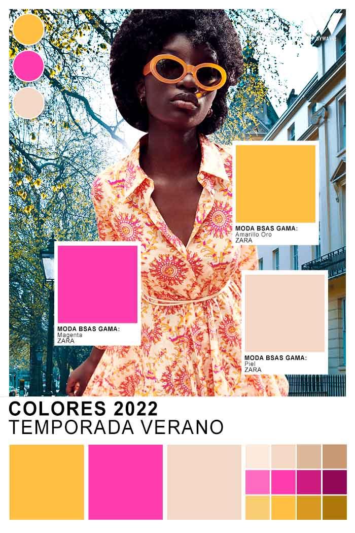 colores de moda temporada primavera verano 2022