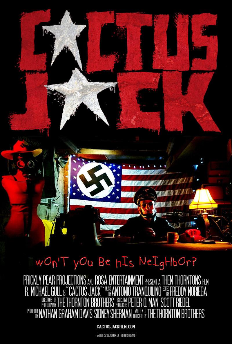 cactus jack poster