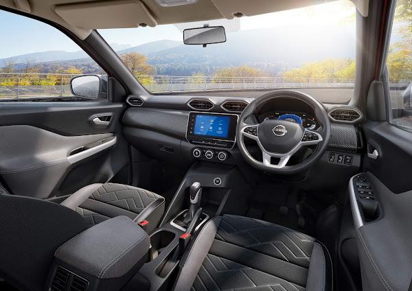 Nissan Magnite, que chega ao Brasil em 2022: fotos, consumo e especificações técnicas