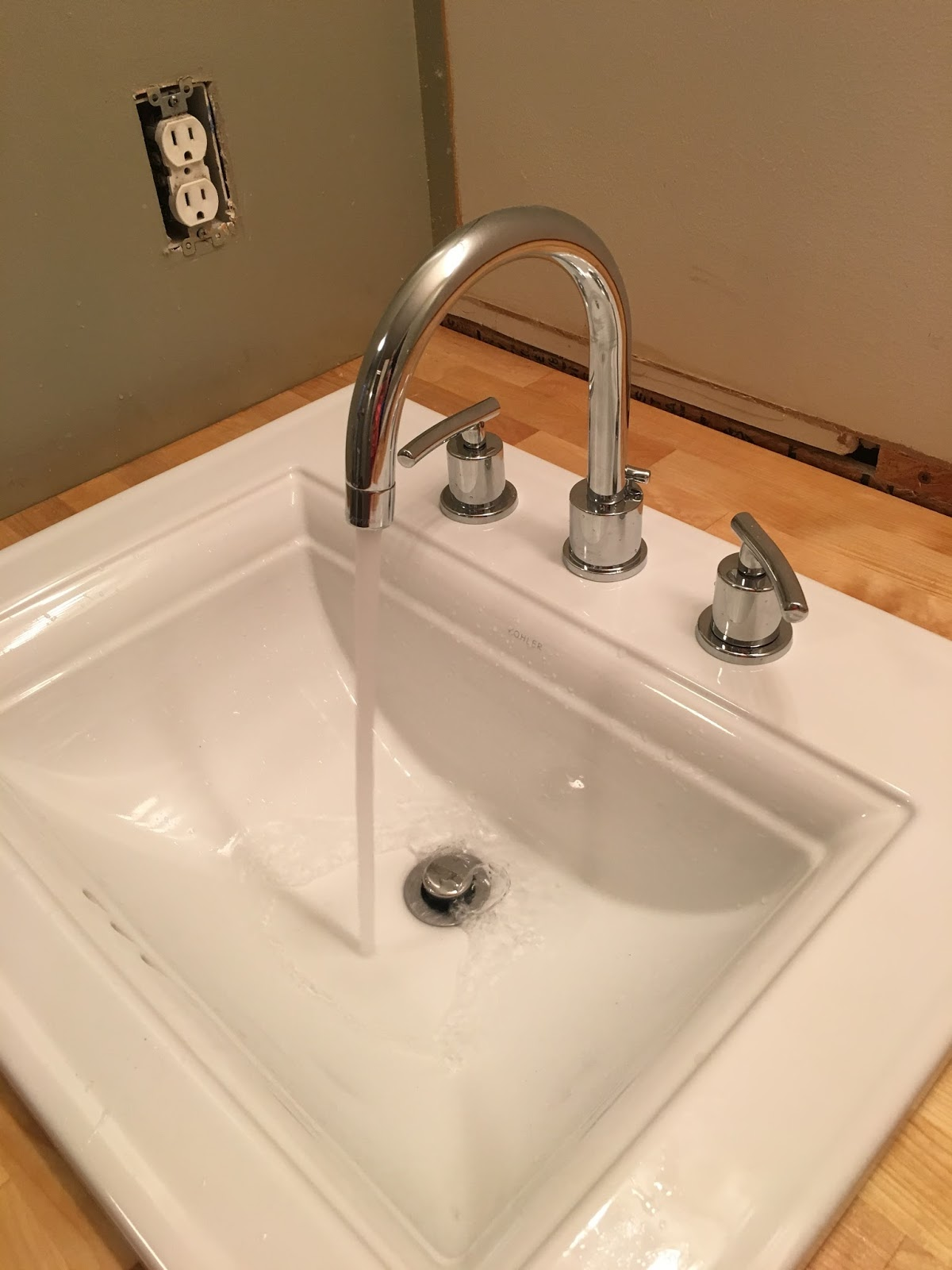 Elegant Master Bath Remodel Update Sinks and Faucets