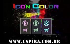 Plugin Icone colorido - CSPira!