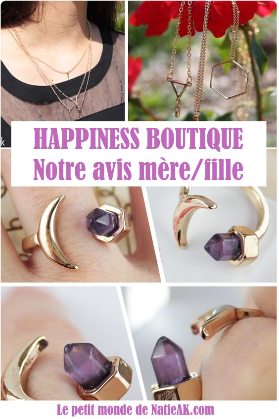 Happiness boutique  avis