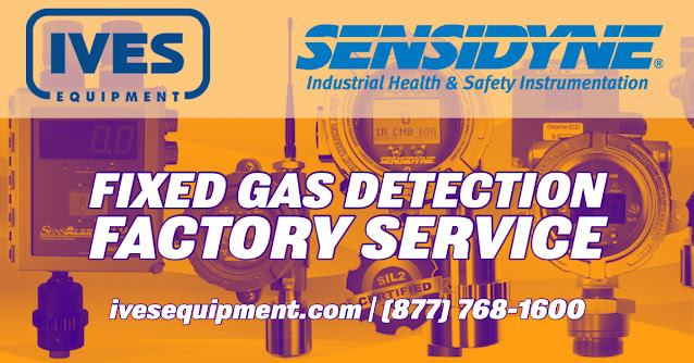 Fixed Gas Detection Factory Service