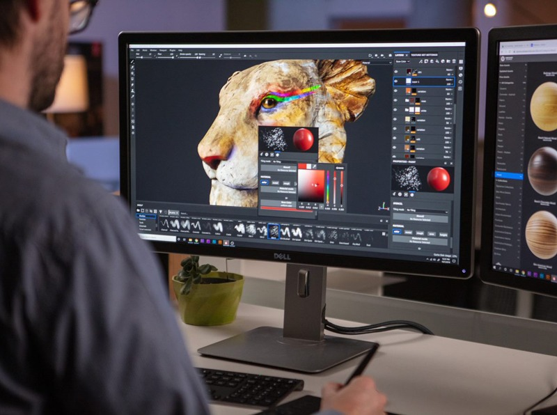 Maximo Painter free 3d animation software