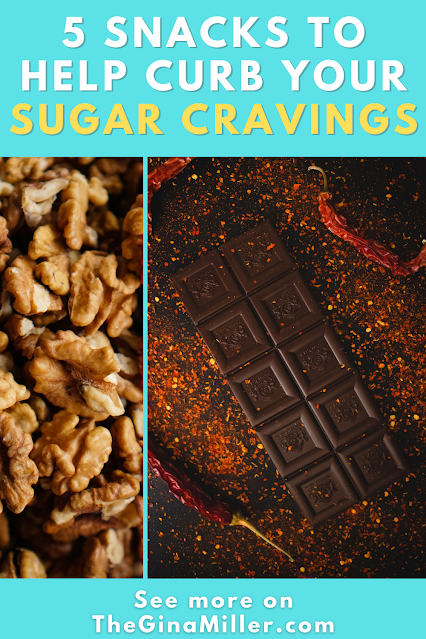 5 snacks to help curb your sugar cravings