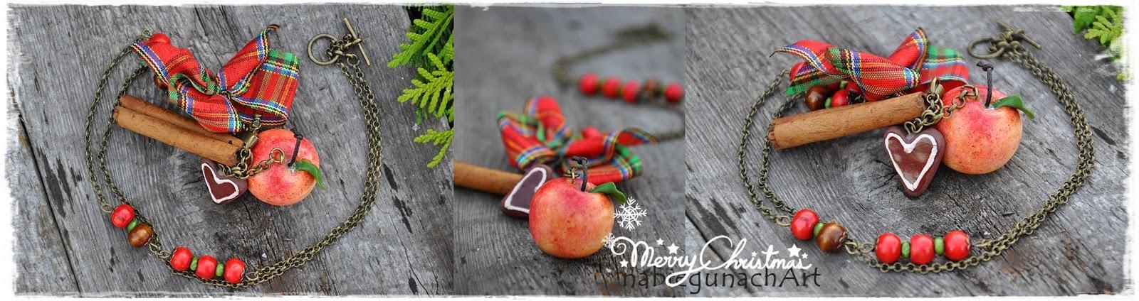 Świąteczne jabłuszko