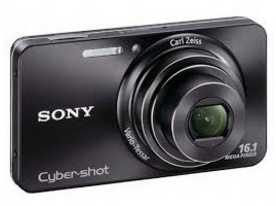 Sony Cyber-shot DSC-W570 Specifications and Price