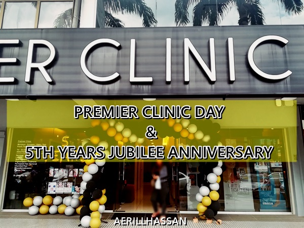 Premier Clinic Day and 5th Years Jubilee Anniversary