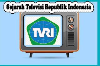 Sejarah Televisi Republik Indonesia
