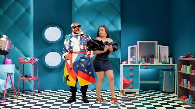 AUDIO | Nandy Ft Koffi Olomide - Leo Leo  | Mp3 DOWNLOAD