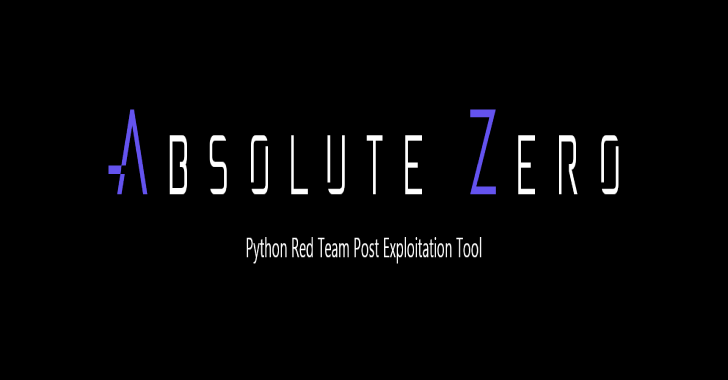 AbsoluteZero : Python APT Backdoor