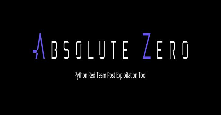 AbsoluteZero : Python APT Backdoor
