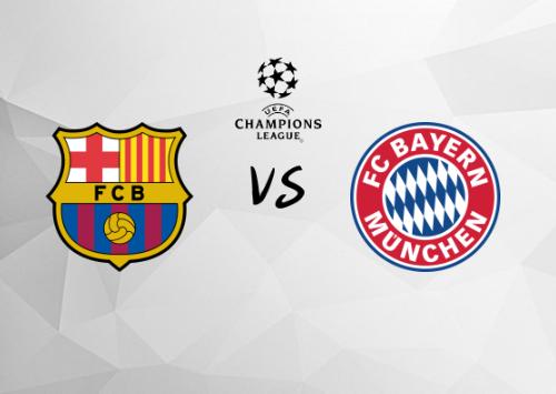 FC Barcelona vs Bayern de Múnich  Resumen y Partido Completo